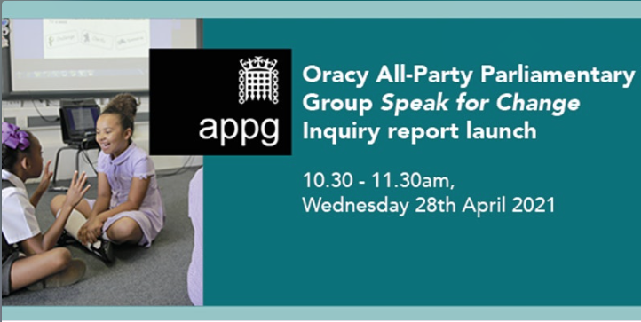 Oracy All-Party Parliamentary Group report launch