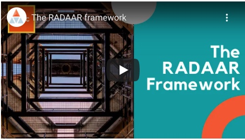EEF's Voices from the Classroom –  The RADAAR Framework